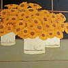 Golden Gerberas II